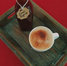 Chai Syrup - Stitches & Spoons