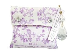13 Ways To Smell Amazing All The Time! This is cute, this perfume sachet.