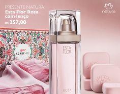 ESTA FLOR ROSA.Sua mãe merece esse carinho!Compre esse lindo e perfumado presente em meu site:rede.natura.net/espaco/rosemsilva e ganhe mais 10%.Ao finalizar seu pedido utilize o cupom MAES.