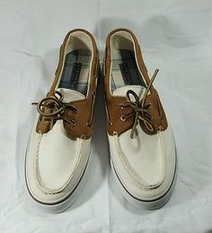 Sperry Top Sider Casual Boat Shoes(Womens ) 8.5 Free Shipping