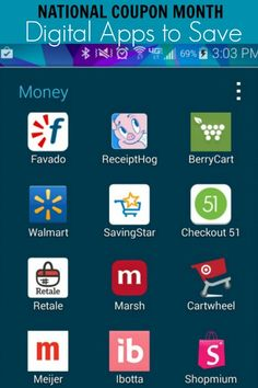 September is National Coupon Month | Digital Apps To Save #VZWBuzz