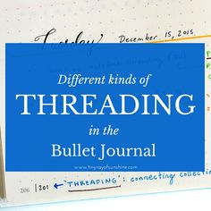 http://www.tinyrayofsunshine.com/2015/12/different-types-of-threading-in-bullet.html