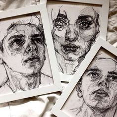 Put some charcoal sketches up for sale on my shopify for $100 each. www.elly-smallwood.myshopify.com