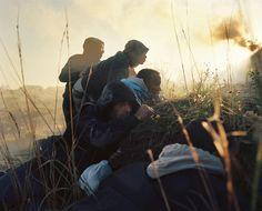 Série Calais, Untitled, 2012 © Laura Henno - Courtesy Galerie Les filles du…
