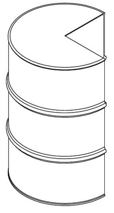 You can build a 55 gallon drum grill using these step by step bbq barrel plans. Barbecue Design, Grill Design, Diy Grill, Barbecue Grill, Barbacoa, 55 Gallon Drum Smoker, Oil Drum Bbq, Barrel Grill, Bbq Pit Smoker