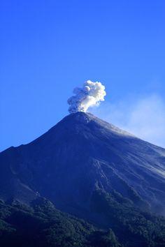 Volcán de Fuego, Chimaltenango Guatemala - Volcán de Fuego, Chimaltenango…