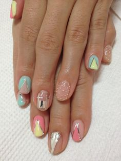 DISCO new nail♡