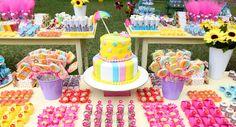 Dicas: decorando uma festa de aniversário infantil.