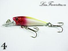 Señuelos artificiales para pescar desde la orilla LasFavoritas.es