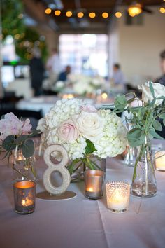 gold-wedding-table-numbers-mercury-glass