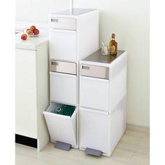 ディノス(dinos)オンラインショップ、こちらはステンレス天板 分別スウィングステーション 3段の商品ページです。商品の説明や仕様、お手入れ方法、 買った人の口コミなど情報満載です。 Room Organization, Filing Cabinet, Lockers, Locker Storage, Kitchen, Furniture, Home Decor, Compost, Organizing