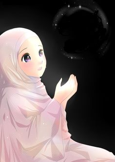Please pray and ask others to pray for this inflammable situation in Egypt. Pray for our brothers & sisters safety in Egypt. Think them in your pray. Pray for Egypt Muslim Pictures, Islamic Pictures, Girls Anime, Anime Art Girl, Cute Cartoon Girl, Cartoon Art, Otaku Anime, Hijab Drawing, Islamic Cartoon