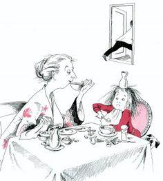 Fab role models for little girls : Eloise, K. Thompson