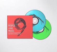 People Love Music Identity