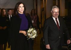 Princess Mary attended award ceremony of EY Danmark 2017