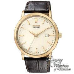 Citizen Men's Eco-Drive Rose Gold Tone Watch - BM7193-07B  RRP: £149.00 Online price: £119.00 You Save: £30.00 (20%)  www.lingraywatches.co.uk
