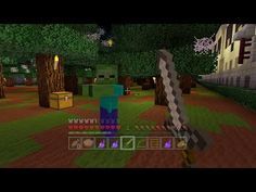 Minecraft Xbox - Halloween Hunger Games - Bone Yard Stampylonghead