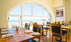 Fresh seafood, with sea views in a relaxed environment | Arch 139 | The Sea Front | Brighton.