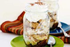Tiramisu in a Jar Dessert Recipe
