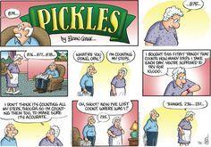 Pickles Comic Strip, March 15, 2015 on GoComics.com