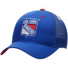 eab520423b6   Men s New York Rangers Zephyr Charcoal Blue Rundown Vapor Tech Snapback  Adjustable Hat