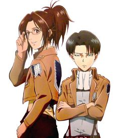 Read from the story LeviHan Historietas by with reads. Armin, Hanji And Levi, Levi And Erwin, Attack On Titan Jean, Attack On Titan Ships, Attack On Titan Anime, Levi Ackerman, Sword Drawing, Yuri