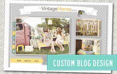 Like the details Building An Empire, Blog Designs, Branding Ideas, Blog Love, Business Website, Free Blog, Ecommerce Hosting, Custom Logos, Fun Projects