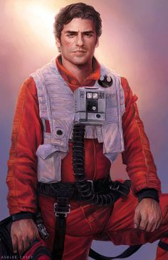 Poe Dameron is Black Leader fanart from Star Wars Episode VII The Force Awakens Oscar Isaac, Star Wars Fan Art, Star Trek, Finn Poe, Black Leaders, Fanart, Episode Vii, Last Jedi, Fantasy Movies