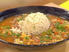 Get Rachael Ray's Stuffed Cabbage Stoup Recipe from Food Network