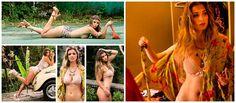 Após briga com ex-BBB Yuri, Angela Sousa faz ensaio para o Paparazzo