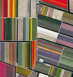 cool Stunning Satellite-View Photos by Benjamin Grant