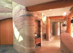 Stabilized Insulated Rammed Earth (SIRE) Walls Last a Lifetime...