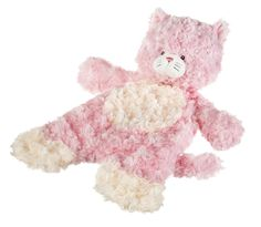62147f4e753 Baby Ganz Flat-a-Pat Kitten Blanket - Pink 18