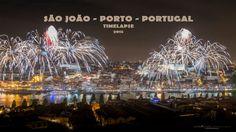 Timelapse - São João Porto