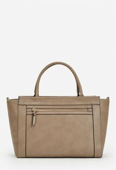 A winged satchel bag is the perfect way to jazz up your accessory wardrobe. With a faux leather construction, detachable straps, and stylish design, everyone will take notice. ...