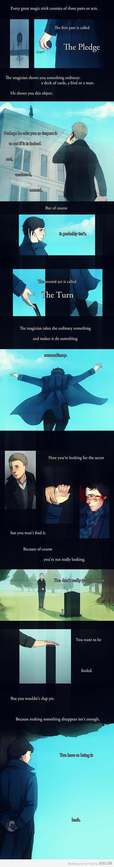 Sherlock's prestige