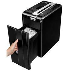 Fellowes® Powershred® DS-1200Cs Cross-Cut Shredder