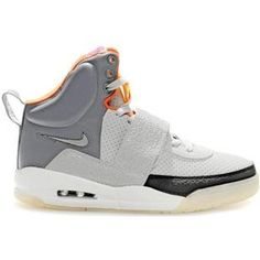 2011 Air Yeezy Men Shoes White Purple Yellow | Air Yeezy 2011 | Pinterest | Yeezy Shoes, Men\u0026#39;s shoes and Purple