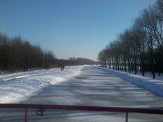 Het is weer winter