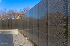 Vietnam Veterans Memorial by Paolo Perricelli