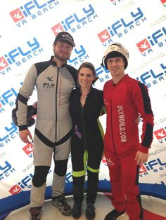 iFLY VA Beach officially open for business! January 2015!