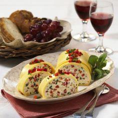 Paprika-Käse-Pastete Rezept   LECKER