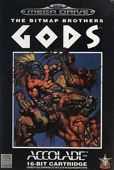 Gods is a 1991 video game by The Bitmap Brothers where the player is cast as Hercules in his quest to achieve immortality. The game was first made for Amiga and Atari ST computers and then ported for various other platforms. Like other Bitmap Brothers' games, Gods was highly praised by critics thanks to the quality graphics and music.
