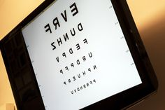 Walford and Round opticians in Stratford Upon Avon - Examination Room