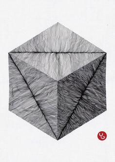 Cube on Behance
