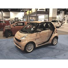 #Smart car at 2012 #Denver Auto Show