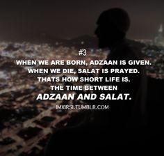 How is adzaan and shalat so amazing.. subhanallah