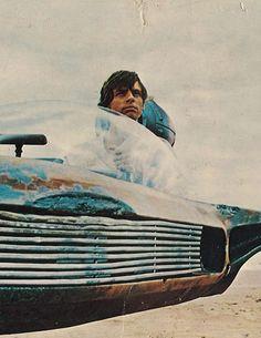 """Mark Hamill in """"Star Wars"""" (1977)"""