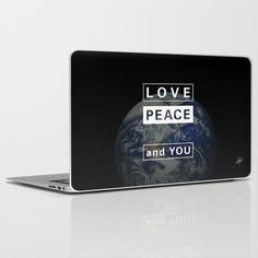 and YOU_earth Laptop & iPad Skin by SEVENTRAPS | Society6