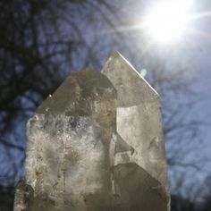 """How do you """"work with"""" a crystal? - Kelly St. Claire"""